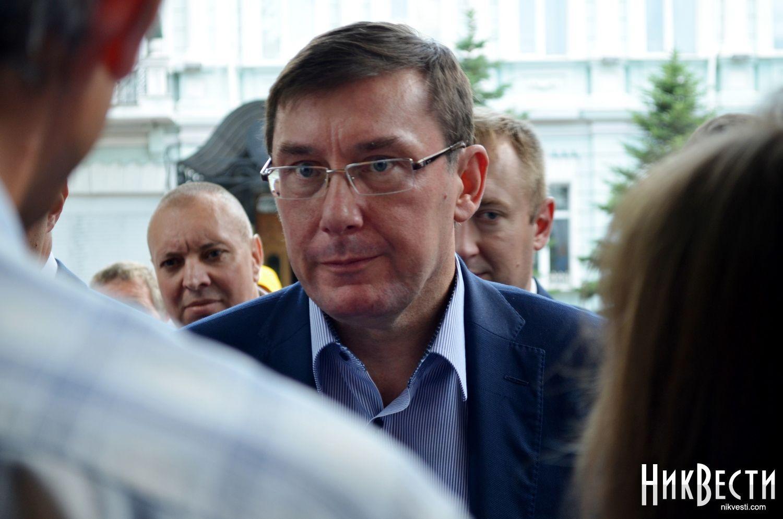 Генеральный прокурор поведал околичестве осужденных поделам Майдана