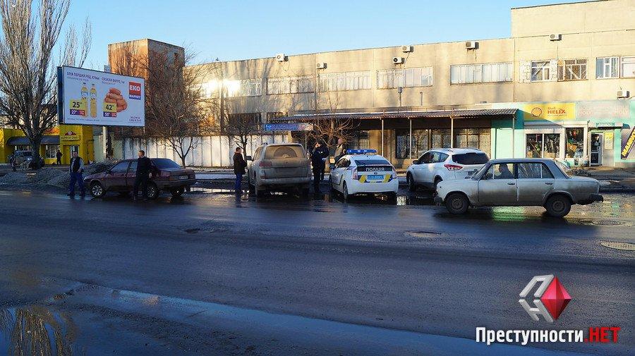 ВНиколаеве нетрезвый депутат пытался откупиться от милиции