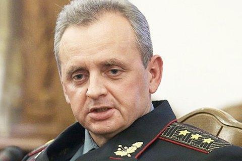 ВСУ отвели тяжелые вооружения слинии разграничения вДонбассе— руководитель Генштаба Украины