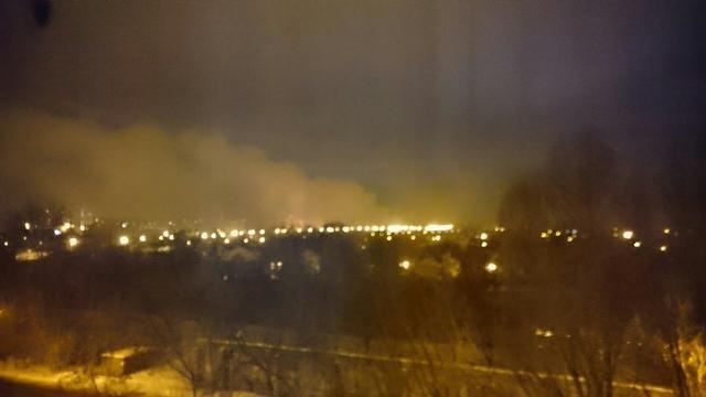 Донецк: размещено ужасающее видео последствий взрыва на«Мотеле»