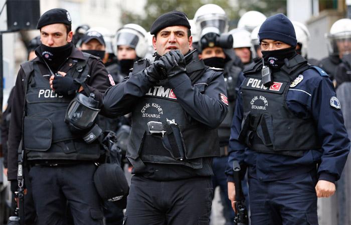 ВТурции задержаны предполагаемые исламские боевики экстремистской группировки