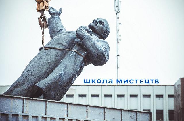 НаПолтавщине больше всего переименовали улицы Ленина иОктябрьская