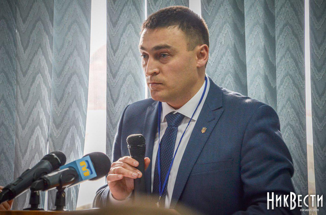 Народные избранники избрали заместителей руководителя Николаевского облсовета Москаленко