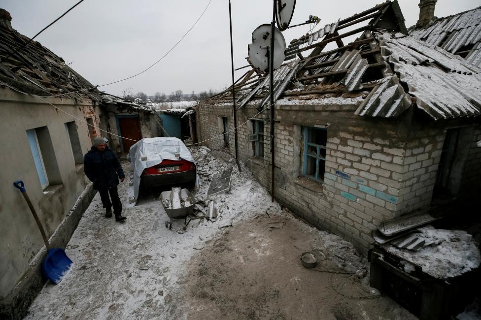 Русская сторона СЦКК препятствует восстановлению инфраструктуры наДонбассе— Штаб АТО