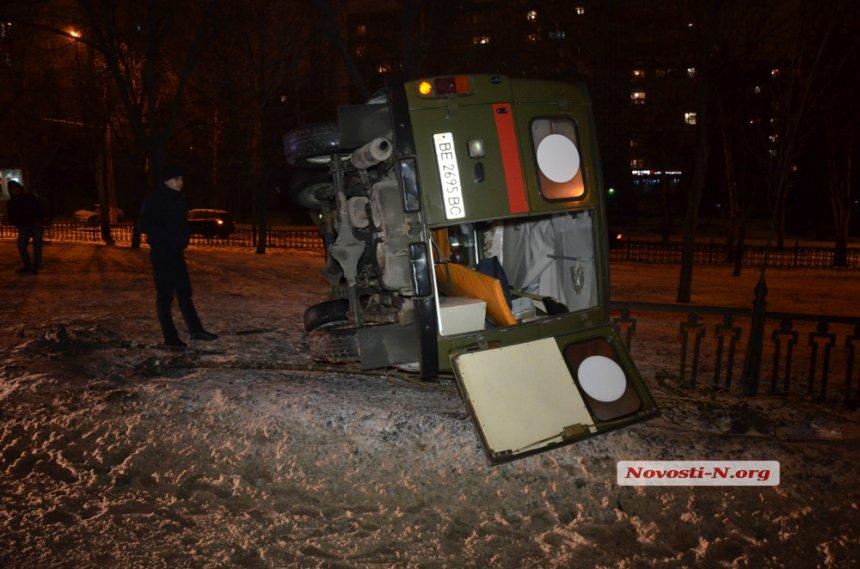 Медработники попали в трагедию из-за нетрезвого пешехода вНиколаеве
