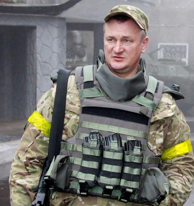 Главой государственной милиции Украины назначили Сергея Князева