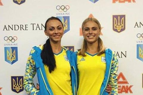 Украинки завоевали «золото» и«серебро» намеждународном турнире попрыжкам ввысоту