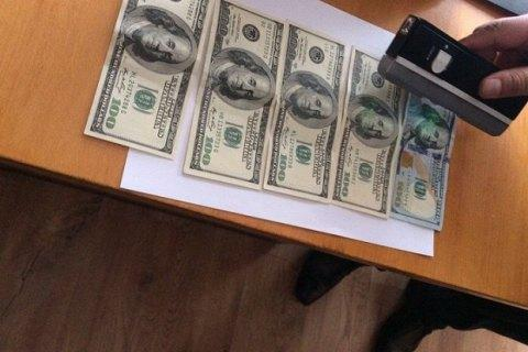 СБУ вХерсонской области задержала заместитель начальника колонии