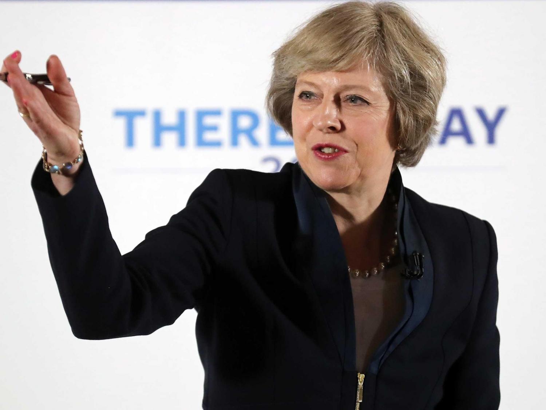 Тереза Мэй может запустить Brexit уже 14марта