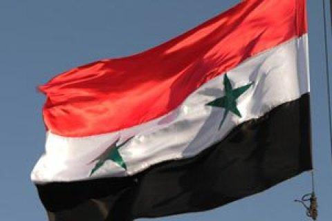Вооружённая оппозиция непримет участие вовстрече поСирии вАстане
