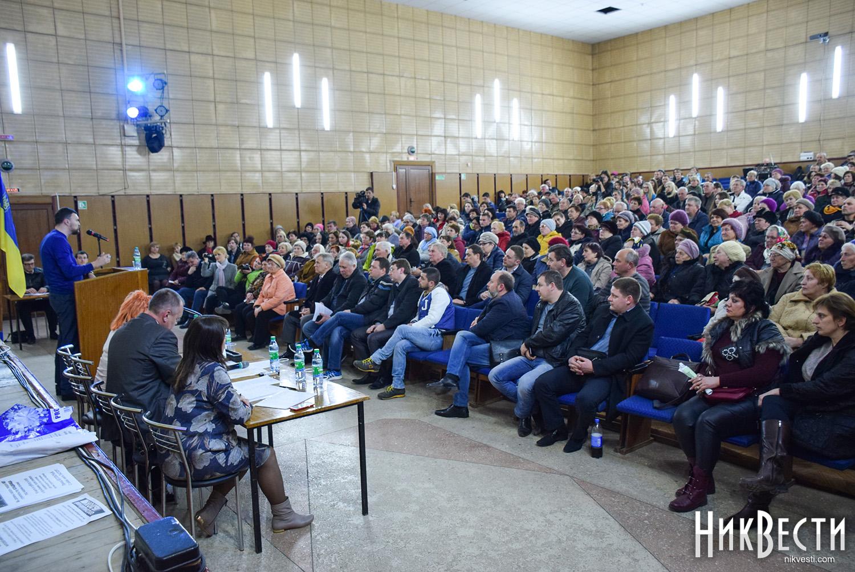 Мэр Николаева предложил провести городской референдум повопросу возведения крематория