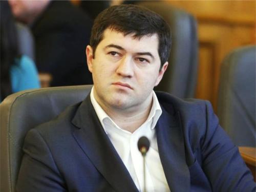 У схваченного руководителя фискальной службы Украинского государства случился инфаркт