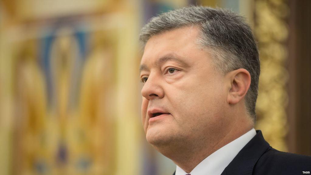 Президент объявил, что военная угроза состороны РФ сохраняется