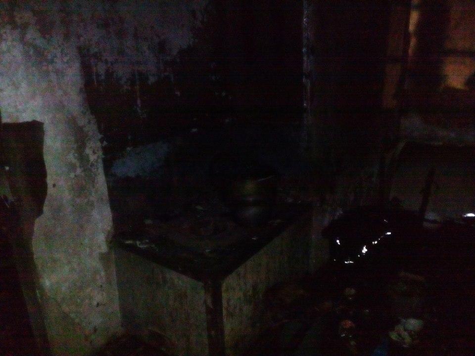 НаНиколаевщине двое девушек получили разной степени ожоги лица, пытаясь бензином разжечь печь