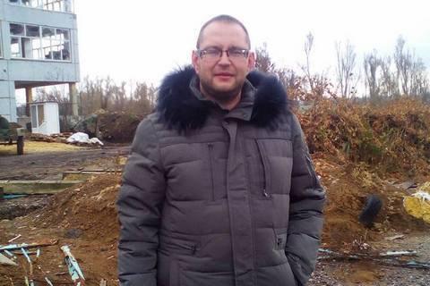 «Регулярно ездил взону АТО»: наДонбассе скончался харьковский репортер