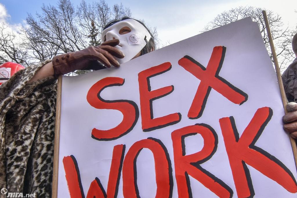 Секс индустрия г николаева