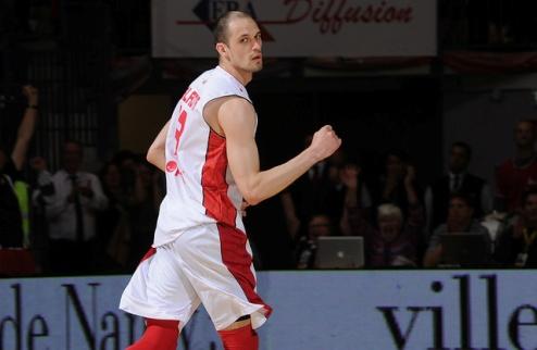 Николаевец Сергей Гладыр сыграет в«Финале четырех» баскетбольной Лиги чемпионов