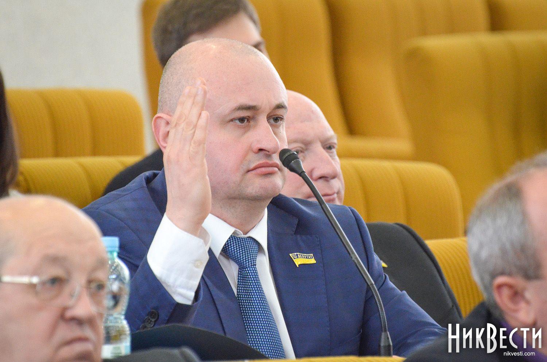 Николаевский облсовет снял сповестки дня вопрос опризнании России агрессором