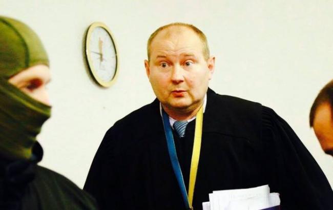 Беглый судья Чаус попросил политического укрытия вМолдове