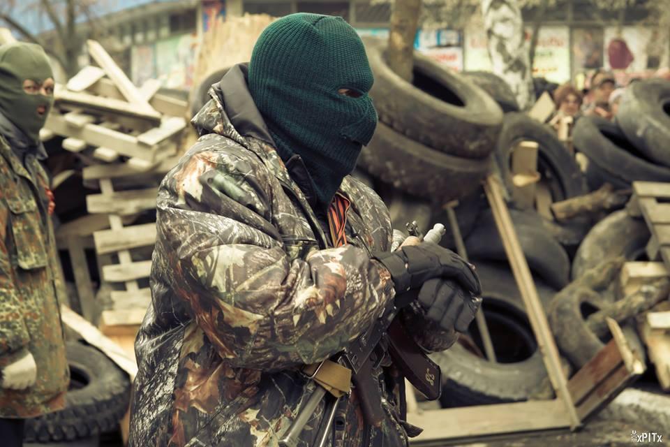 Русские военные обстреляли молодых людей вДонбассе— агентура