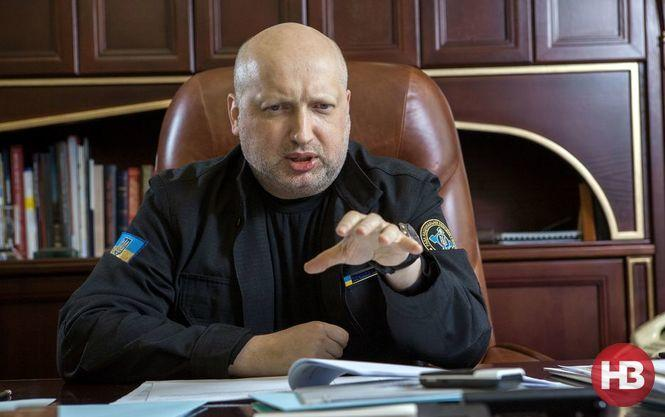 Турчинов: Ракетный щит Украины должен стать назащиту Европы