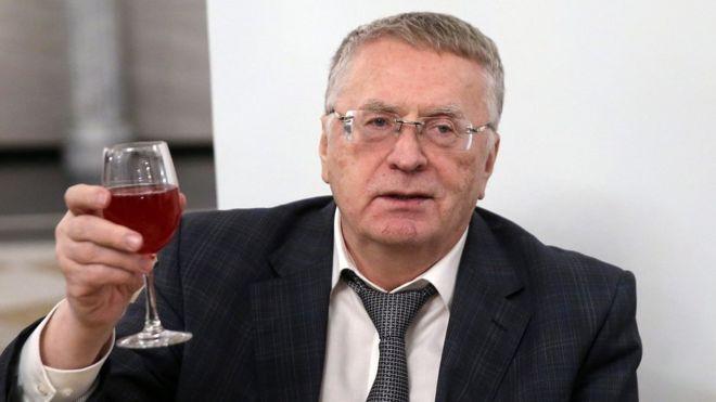Жириновский стал лидером подоходам предыдущего года среди глав думских фракций