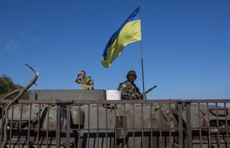 Взоне АТО задень ранения получили 4 военных,— штаб