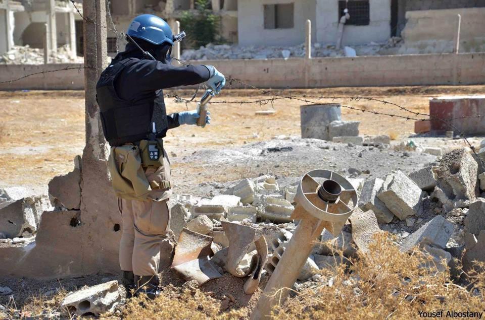 УАсада есть несколько тонн хим. оружия,— минобороны Израиля