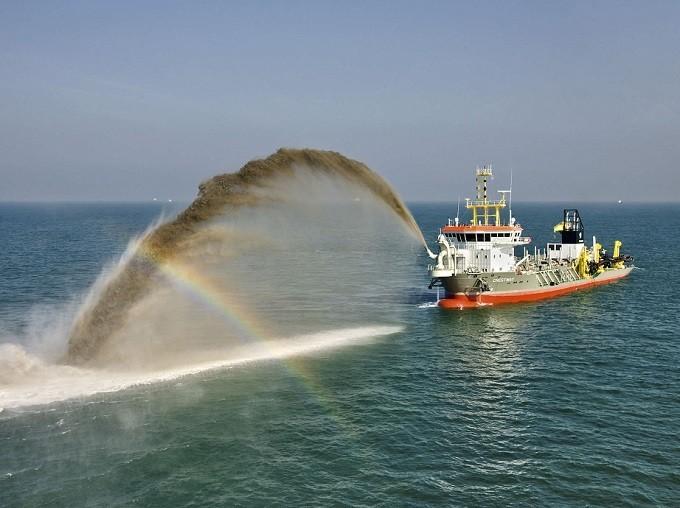 Тендер надноуглубление порта Южный замиллиард выиграла китайская компания