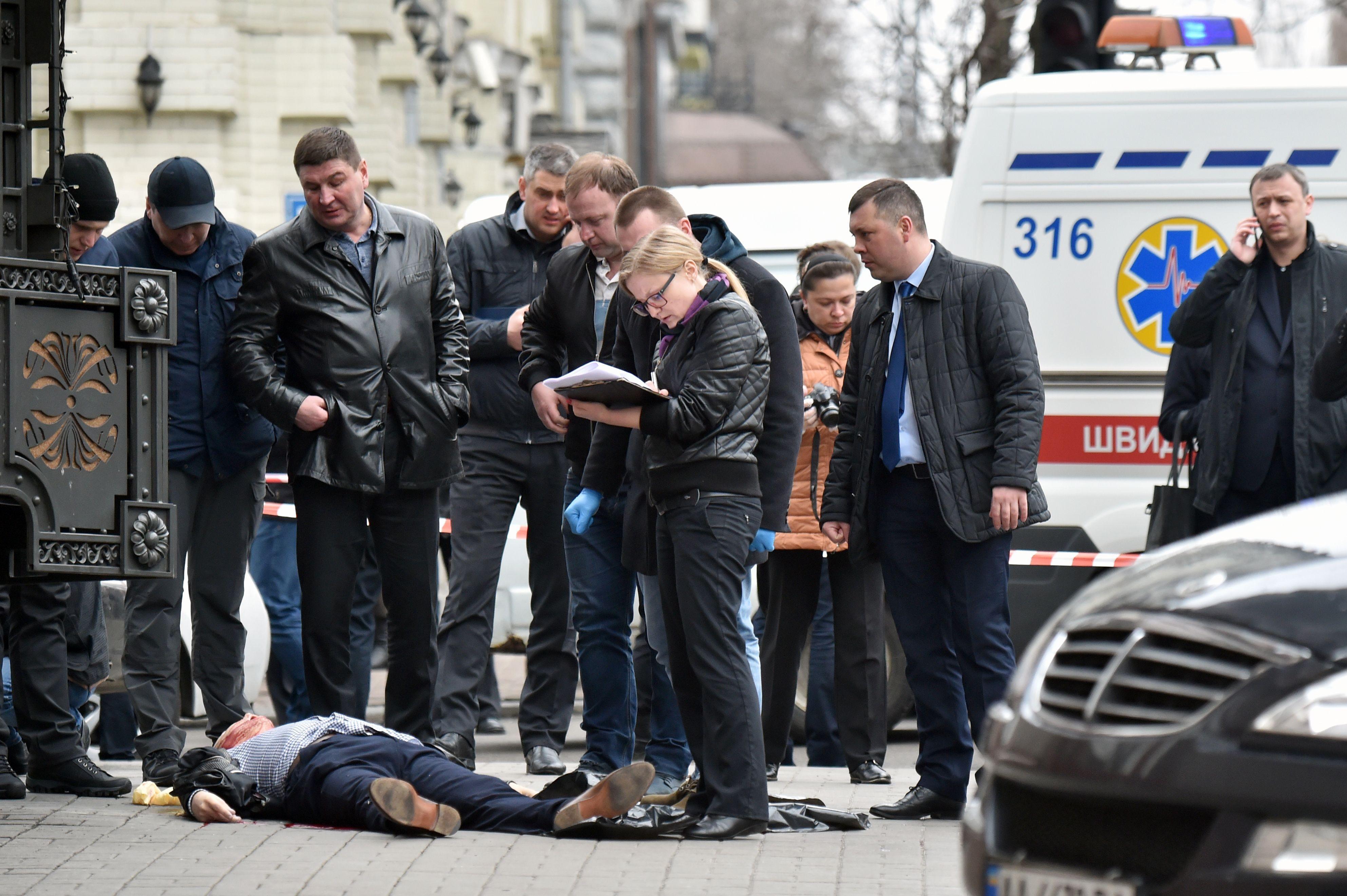 В милиции Украинского государства проинформировали о положительных сдвигах вделе обубийстве Вороненкова