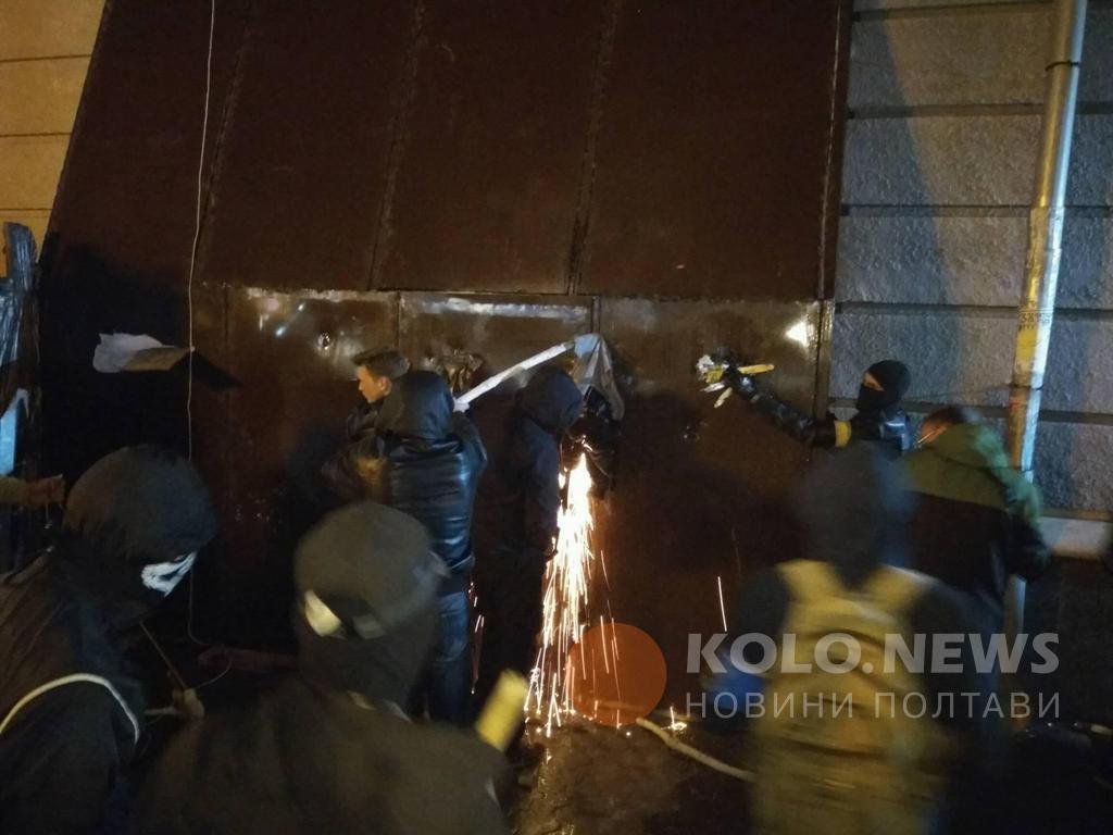 ВПолтаве столкновения активистов с«титушками»: Стрельба, резня, есть раненые