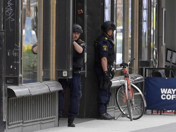 Теракт вСтокгольме: число погибших выросло до 5-ти