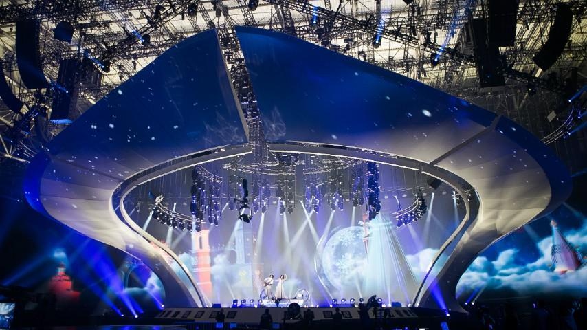 Азербайджан вфинале «Евровидения»