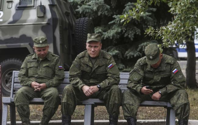 В «ЛНР» «казаки» бунтуют иотказываются выполнять указы  русских  офицеров