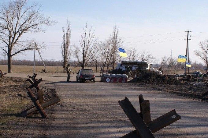НаКПВВ «Гнутово» состороны ДНР закончили  пропускать транспорт