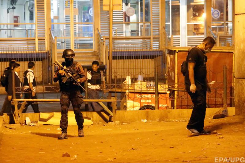 Два человека погибли в итоге взрыва вДжакарте