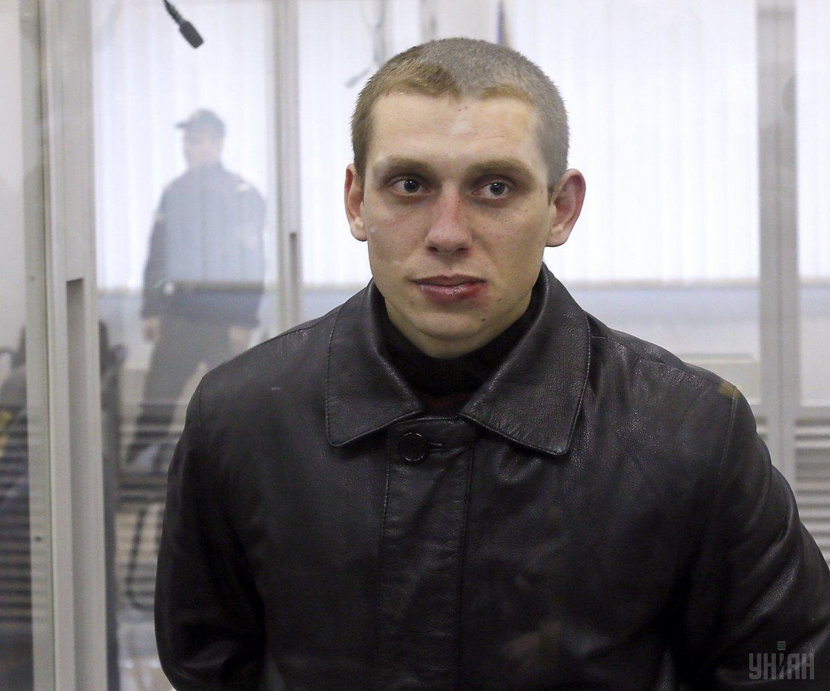 Дело полицейского Олейника рассмотрит суд присяжных— Расстрелянное БМВ