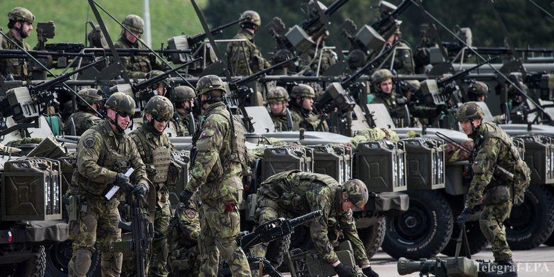 Анджей Дуда: Войска НАТО останутся наместе