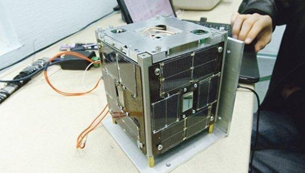 Созданный в КПИ наноспутник вышел на собственную околоземную орбиту