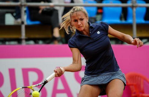Украинская теннисистка Цуренко обыграла россиянку на«Ролан Гаррос»