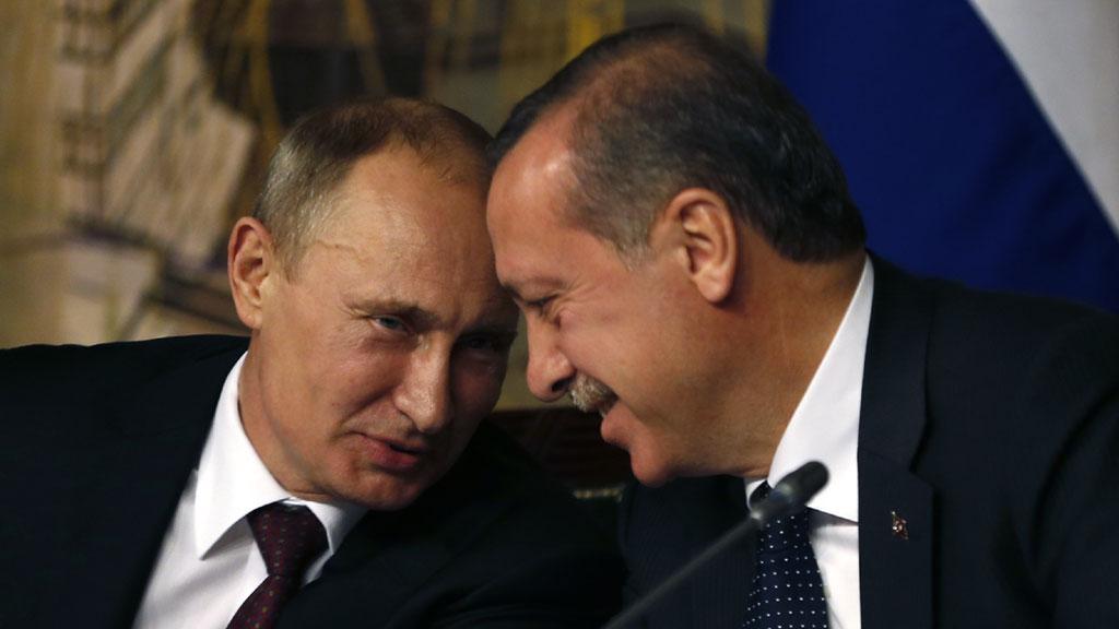 Подписанный указ В.Путина некоснулся запрета напоставку томатов изТурции