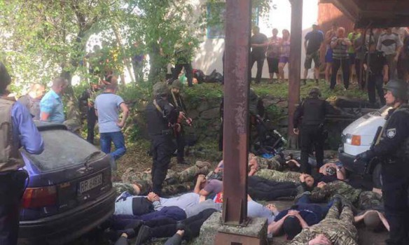 Спикер Нацполиции: В итоге стрельбы вВинницкой области ранены шесть человек