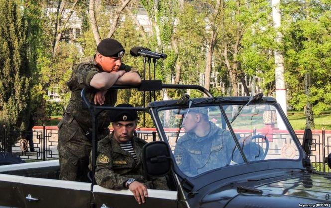 ВКерчи парадом на9Мая будет командовать бывший украинский военнослужащий