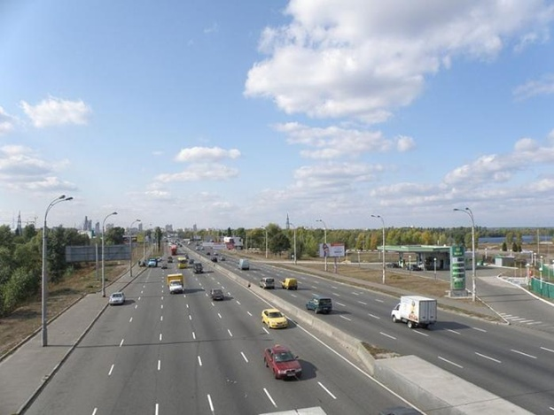 ВКиеве появился проспект Шухевича