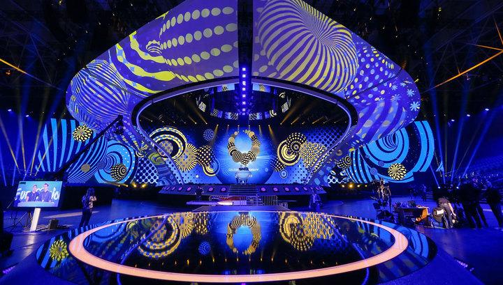 Украина потратила на компанию «Евровидения» неменее 20млневро