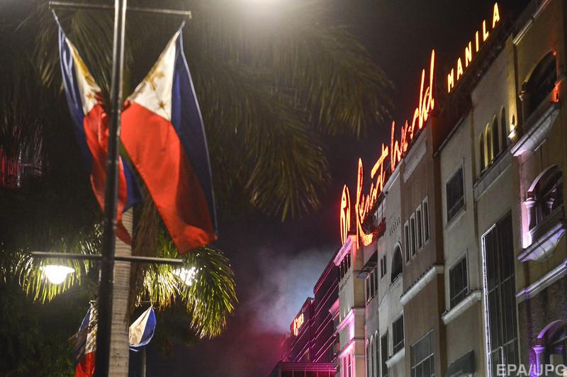 ВМаниле вгостиничном комплексе обнаружили более 30 тел после нападения