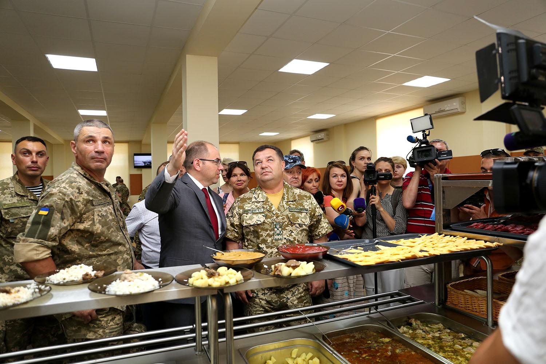 Полторак: Вооруженные Силы перейдут на новейшую систему питания доконца 2019-ого