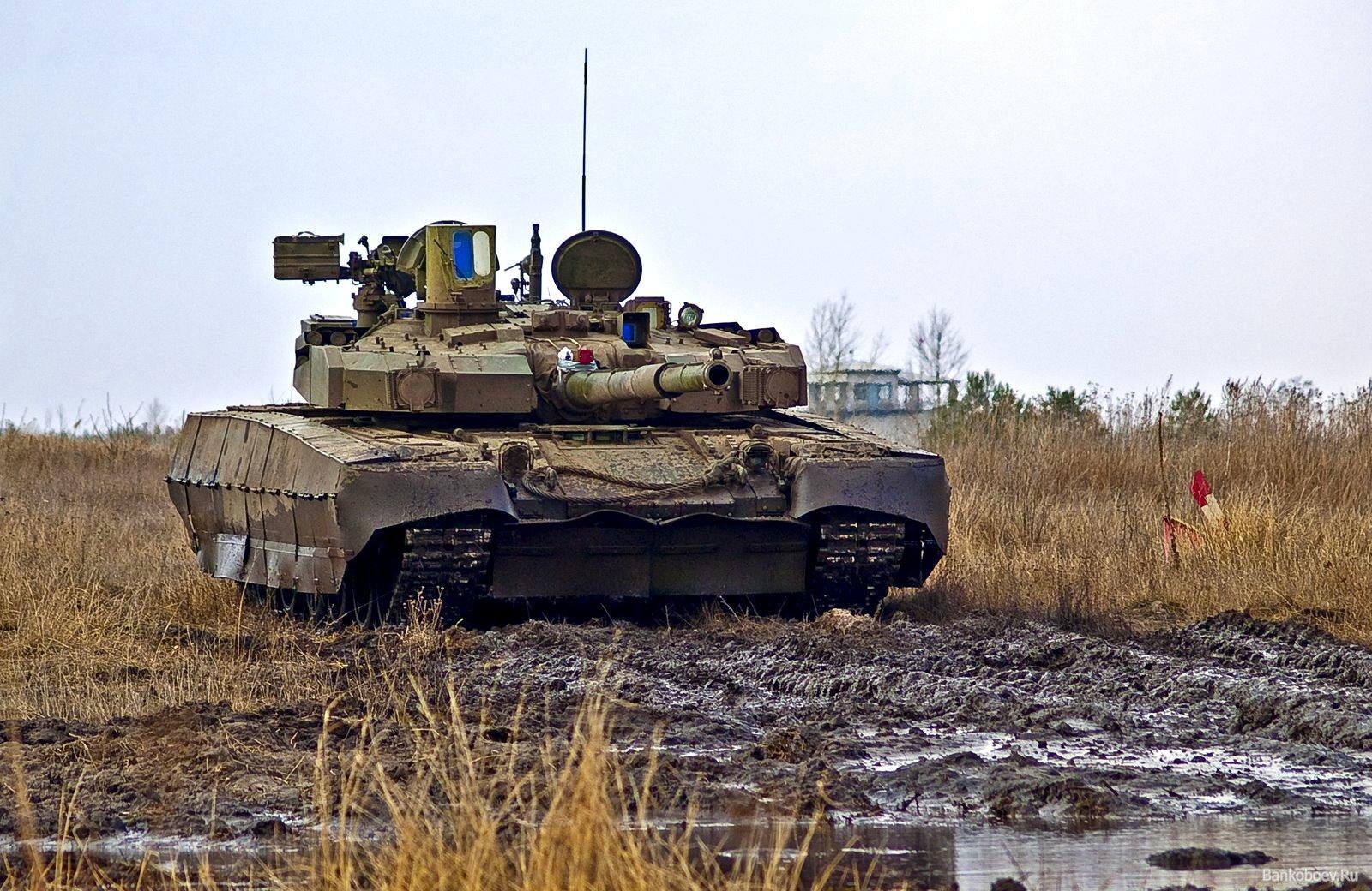 В 2018-ом году ВСУ получат 10 танков «Оплот»
