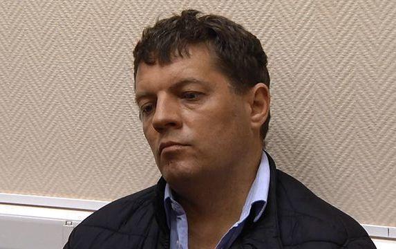 СледователиРФ добились продления ареста корреспондента Романа Сущенко