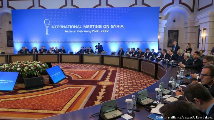 ВАстане пройдет новый раунд переговоров поСирии 12